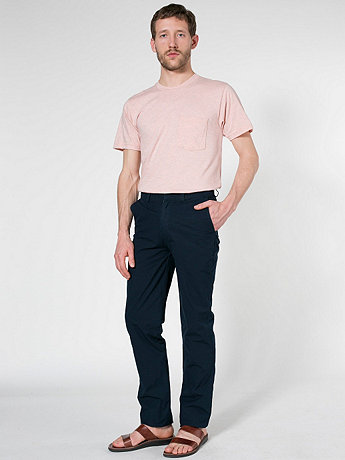 Cotton Edam Canvas Travel Pant