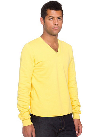 Flex Fleece V-Neck Sweatshirt
