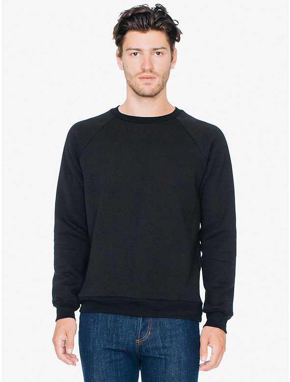 Flex Fleece Raglan Crewneck Sweatshirt