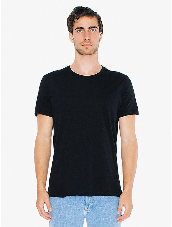 50/1 Cotton Crewneck T-Shirt
