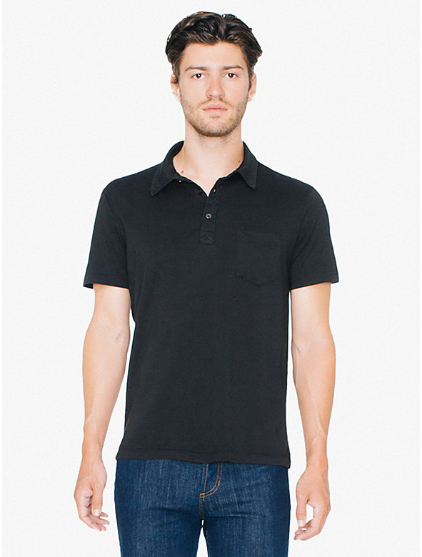 40/1 Jersey Polo Shirt