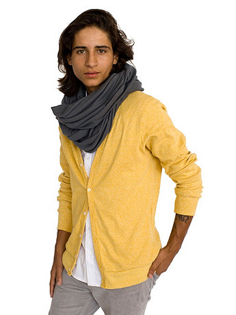 Shag Fleece Rib Cardigan