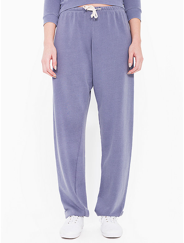 French Terry Lounge Pant