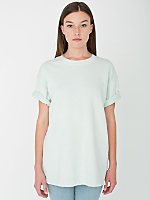 Unisex French Terry Muscle Tee