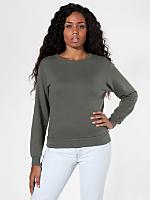 Unisex French Terry Drop-Shoulder Sweatshirt