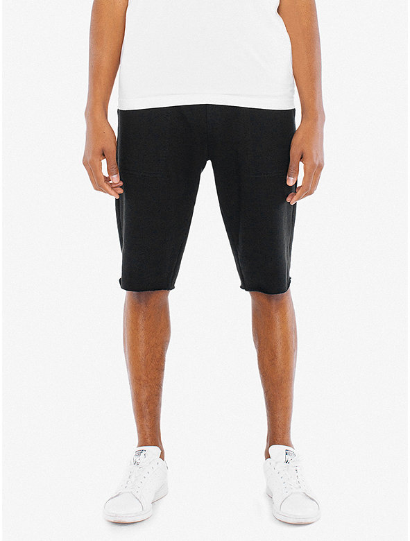 Lightweight French Terry Fatigue Short