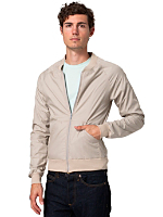 Poplin Thermal-Lined Day Jacket