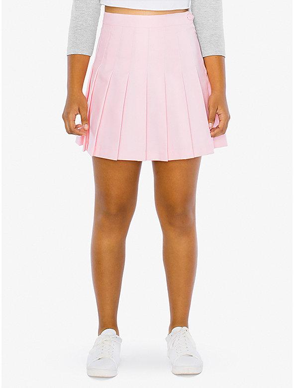 Kids' Gabardine Tennis Skirt