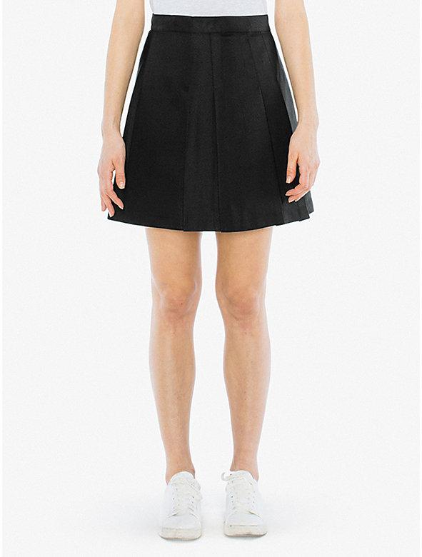 Gabardine School Skirt