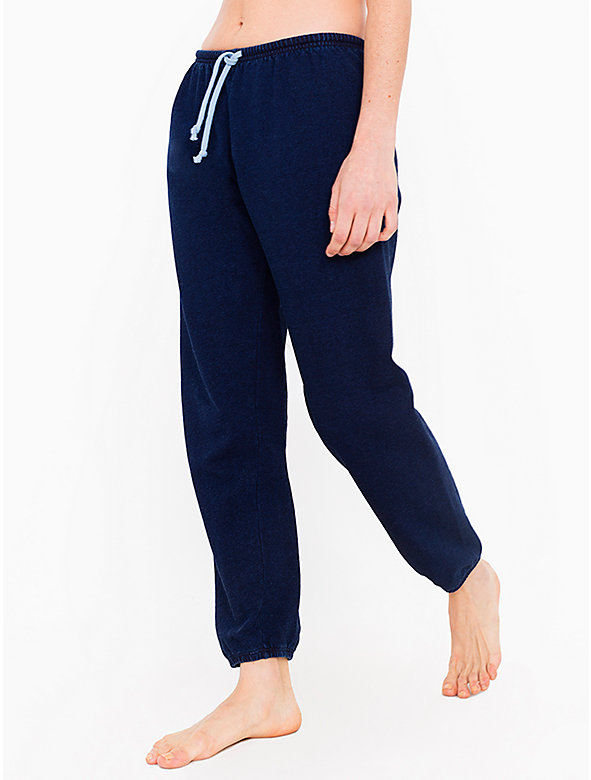 Indigo Terry Lounge Pant