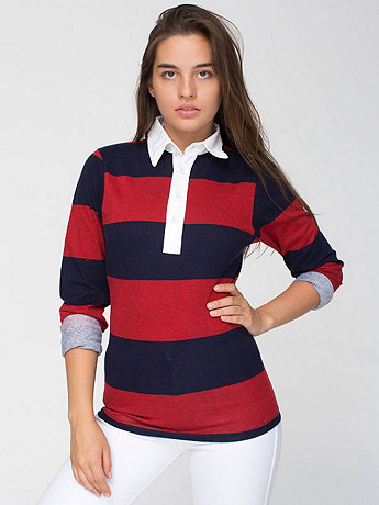 Unisex Rugby Polo