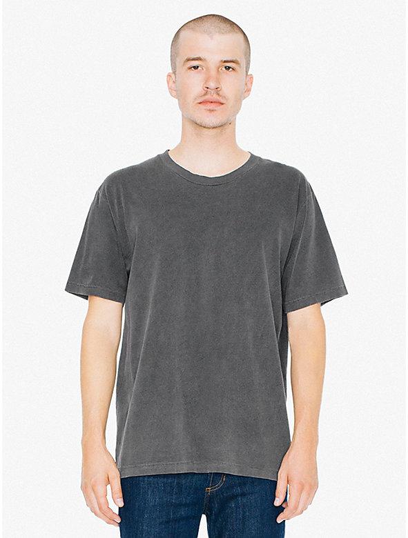 Color Wash Box Hammer Crewneck T-Shirt