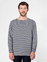 Sailor Stripe Long Sleeve Pullover