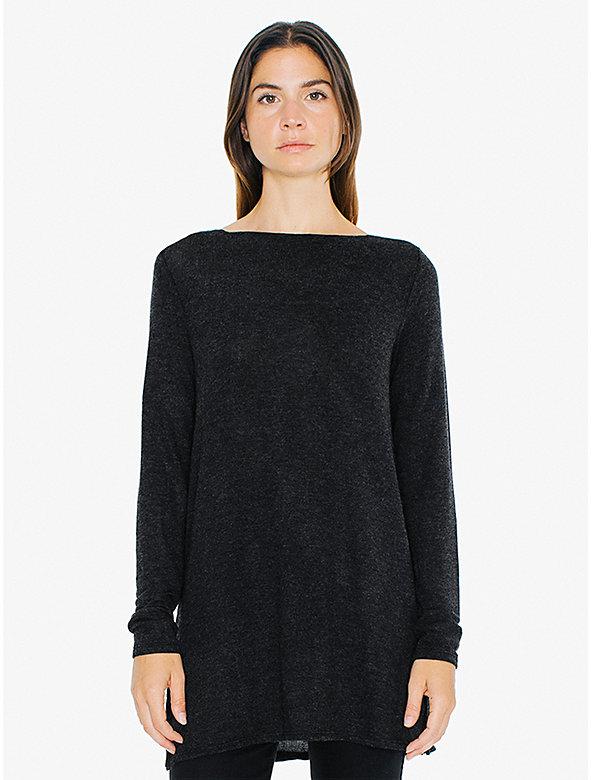 Knit Boatneck Sweater