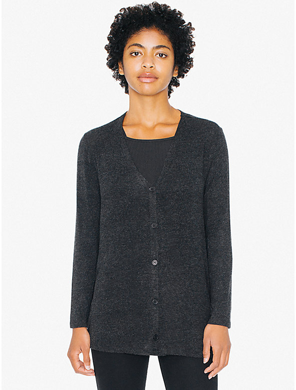 Knit Easy Cardigan Sweater