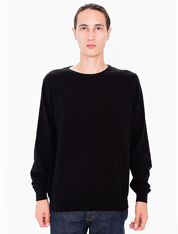 Basic Crewneck Sweater