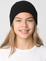 Kid's Cuffed Acrylic Lined Beanie