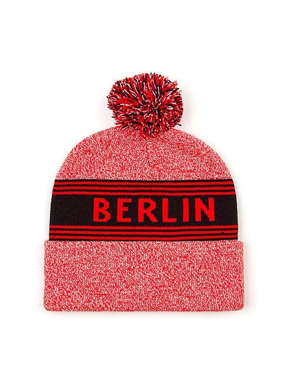 Pom Pom Berlin Beanie