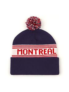 Pom Pom Montreal Beanie