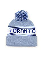 Pom Pom Toronto Beanie