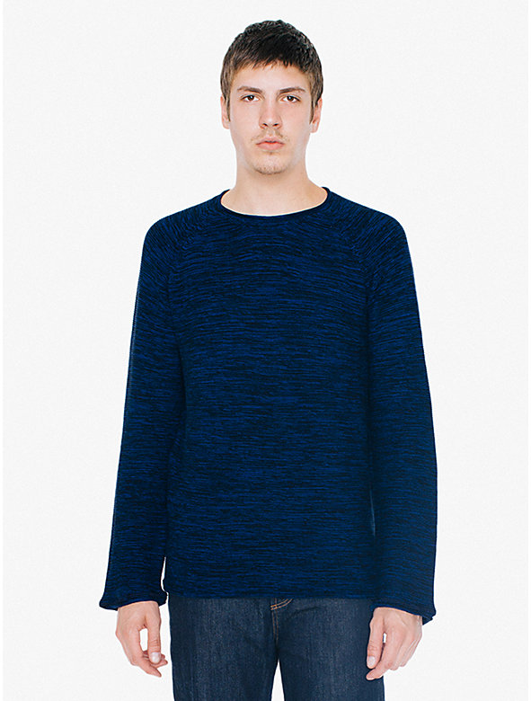 Bricolage Roll-Edge Sweater