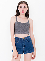 Knit Bralette Top