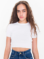Knitted Classic Crop Top