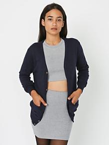 Unisex Knit Cardigan