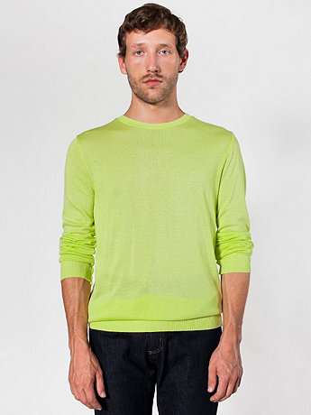 Knit Sweater Crew Neck