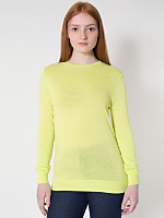 Unisex Knit Sweater Crew Neck