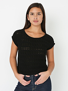 Women's Cable Knit Sweater T