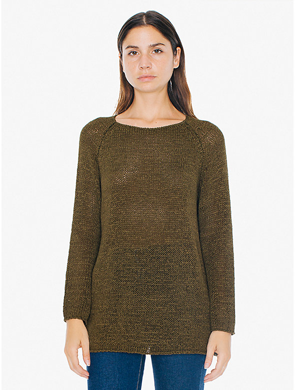 Delphine Tunic Sweater