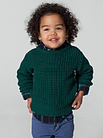 Kids' Fisherman Pullover