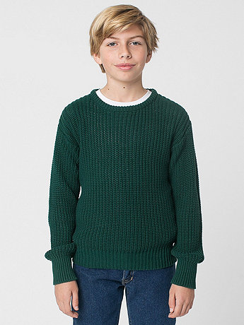 Youth Fisherman Pullover