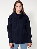 Unisex Oversized Fisherman Turtleneck Sweater