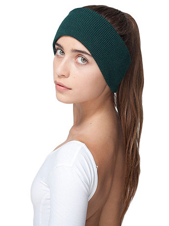 Unisex Knit Stretch Headband