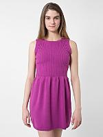 Knit Rib Dress