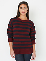 Unisex Striped Sweater