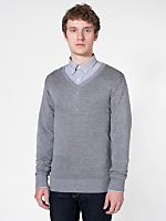 Knit Sweater V-Neck