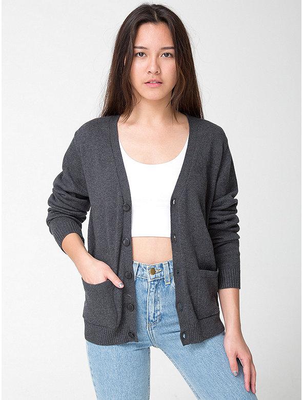 Unisex Cotton Cardigan