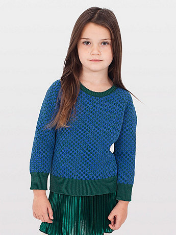 Kids Vintage Knit Sweater
