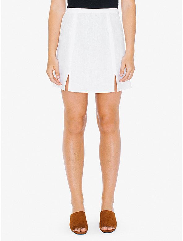 Linen Canyon Skirt
