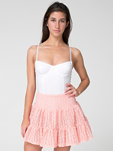 Lacey Petticoat Skirt
