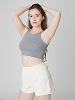 The Relax Leather Short