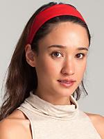 Medium Leather Headband