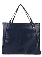 L'Epicier Metallic Leather Bag