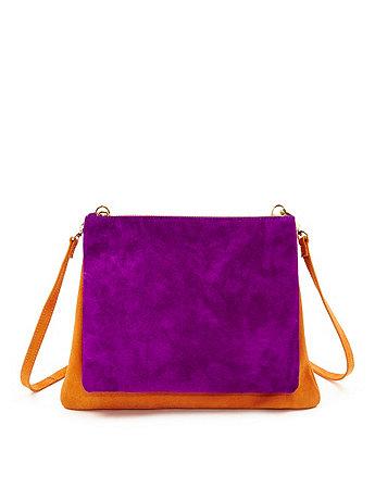 Two-Tone Lilah Bag