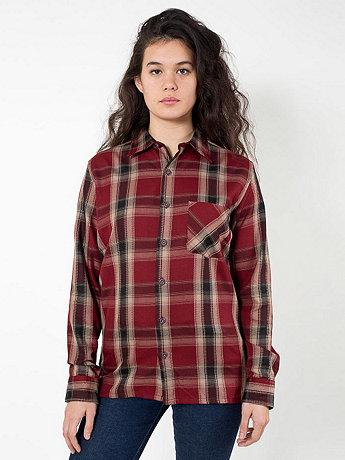 Unisex West Coast Flannel