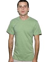 Mélange Jersey Short Sleeve T-Shirt