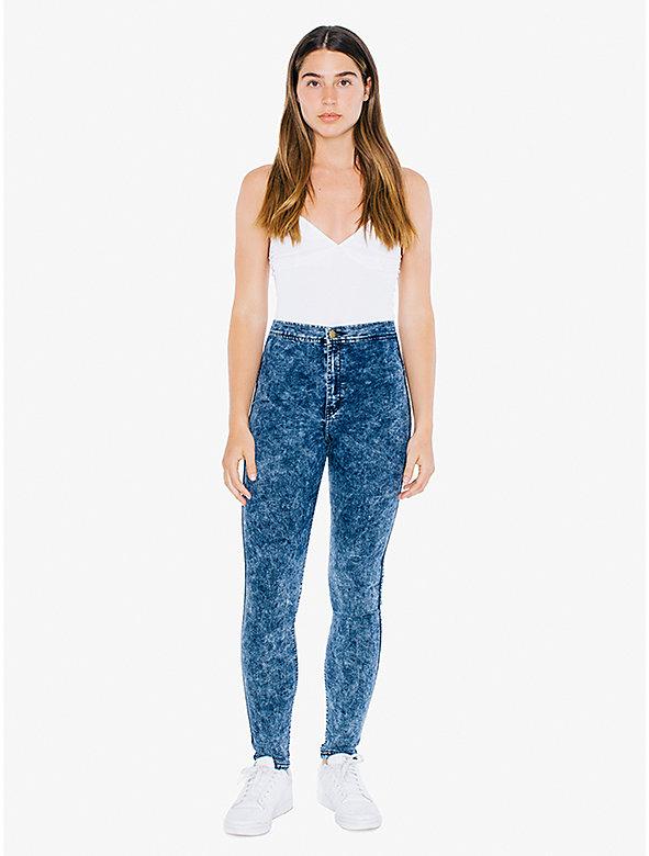 Acid Wash Easy Jean